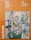 MGA MGB Owners Workshop Manual 1955-68 TWINCAM GT Autobooks 1975