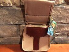 Bracken Creek Heavy Duty Fabric & Leather Shell Pouch Sporting Clays New w/tags