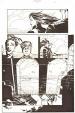 Establishment #7 p.14 - Scarlet 'Walking Dead' Artist '02 by Charlie Adlard Comic Art