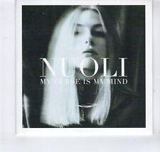 (GR420) Nuoli, My Curse Is My Mind - DJ CD
