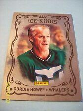 """2011-12 Panini """"Ice Kings"""" Portrait Card # 9 Gordie Howe!"""