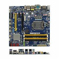 BCM microATX Industrial MOBO- Intel Q170 Chipset  Intel i7/i5/Xeon (6th/7th Gen)