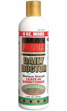 African Royale Daily Doctor Maximum Strength Leave-In Conditioner, 12 oz