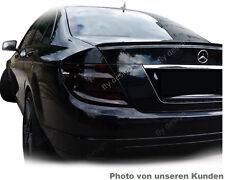 mercedes c204 coupe amg bodykit spoiler becquet felgen tuning trunk lid alettone