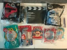 One (1) McDonalds Happy Meal Toy●Dragon 2●Paul Frank●More●1993-2014●New●Sealed*