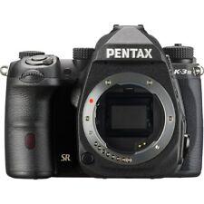 Pentax K-3 Mark III DSLR Camera W/ 25.7MP APS-C BSI CMOS Sensor (Black)