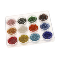 Wholesale 4200pcs Glass Loose Beads Jewelry Findings for Bracelet Necklace
