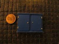 Werkstatt Schrank Hängeschrank Bausatz Diorama Garage Deko Puppenstube 1/18 1/24