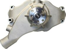 Engine Water Pump-Mechanical Short Style High Flow Model Satin BB Chevy PROFORM