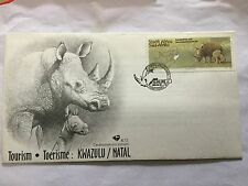 RSA Republic South Africa  FDC Lot 6