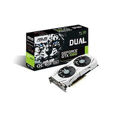 ASUS 6GB Dual-fan OC Edition VR Ready Dual HDMI DP 1.4 Gaming Graphics Card