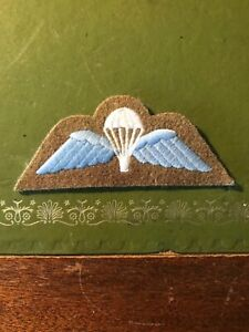 British Army Para Wings (non subdued) New