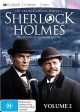 Sherlock Holmes: Vol 2 (Jeremy Brett) DVD R4