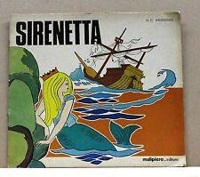 SIRENETTA - H.C.Andersen [libro per bambini, malipiero]