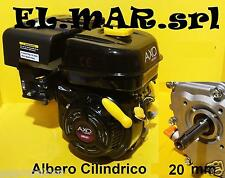 Motore Benzina 4 Tempi HP 6,5 Albero cilindrico 20 mm come HONDA GX200