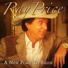 Ray Price - New Place to Begin [New CD]