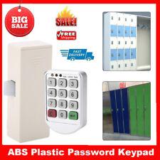 Panel Digital Intelligent Password Lock Keypad Number Cabinet Door Code Lock