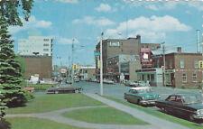 Second Street , CORNWALL , Ontario , Canada , 1950-60s