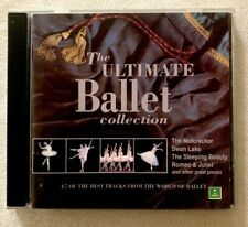 The Ultimate Ballet Collection Erato Music CD (new and sealed) Nutcracker & more