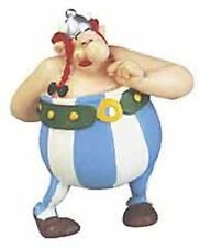 ASTERIX, OBELIX WITH FLOWERS ACTION FIGURE, FIGURINE (NEW)