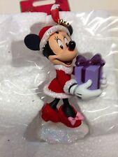 Disney, Santa Minnie Mouse Sketchbook Ornament