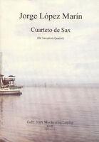 01313 Noten Saxophonquartett aus  Kuba, Havanna