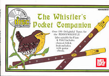 The Whistler's Pocket Companion Tin Whistle Book