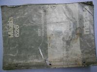1983 Mazda 626 Service Repair Shop Manual FACTORY OEM BOOK RARE 83 WORKSHOP