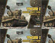 Meng Model Misc Tiger I GMN Heavy Tank 'World War Toons'  #WWT001 *nEW rELEASE*