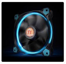 Thermaltake Riing 14 140mm x 25mm Blue LED Radiator Fan (CL-F039-PL14BU-A1)
