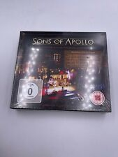 live With The Plovdiv Psychotic Symphony - Sons Of Apollo 4x CD