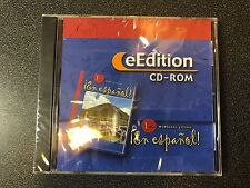 ¡En español!: eEdition CD-ROM Level 1 2004 (Spanish Edition)