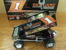 Sammy Swindell 2014 Big Game Treestands #1 WoO Sprint Car 1/24
