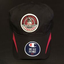 Boston University Terriers Champion Authentic Adjustable Hat OSFM Men's NWT