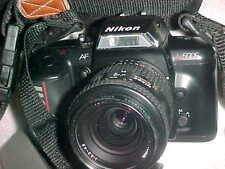 35mm SLR NIKON CAMERA  -  Model N5005  -  30-70mm LENS -  Camera Bag  -  ESTATE