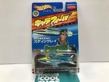 2001 Bandai Carlton Hot Wheels Japan Spectrum Pursuit Vehicle Stingray Die Cast