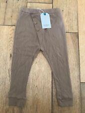Zara Boys Brown Trousers - Age 3-4