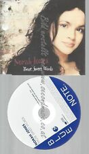 CD--JONES,NORAH--THOSE SWEET WORDS