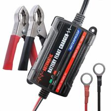 Car Motorcycle Boat ATV Battery Charger 750mA Float Lead Acid Battery Maintainer