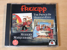 Fruupp/Prince Of Heaven's Eyes & Modern Masquerades/1996 CD Album