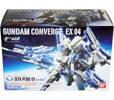 FW GUNDAM CONVERGE EX04 MSZ-006C1 [Bst] Zeta Plus C1 Hummingbird Blue Ver.