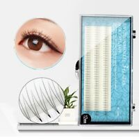 Natural Fake Lashes Individual Cluster Eye Lashes Grafting False Eyelashes Tool
