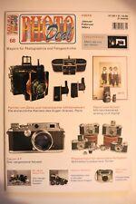 PHOTO DEAL Photodeal Heft 68 1/2010, Krauss, Tenax, Leica, Canon, Rodenstock