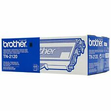 original Brother TN-2120 Toner schwarz neu C ohne Folie