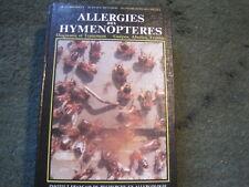 BOUSQUET/MENARDO/MICHEL: Allergies aux hyménoptères
