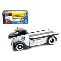 1947 Ford COE Police Tow Truck 1/24 Diecast Model by Jada