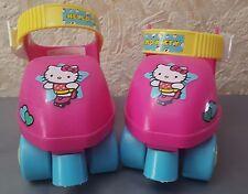 Outdoor giocattoli e lo sport, Hello Kitty per bambini regolabile pattini a rotelle, Taglia 6
