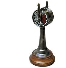 """Antique 6"""" inch Nautical Brass Handmade Telegraph Maritime"""
