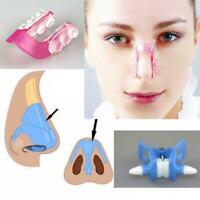 3Pcs Nose Up Clip Bridge Lifting Shaping Shaper Clipper Straightening Beauty Sup