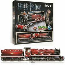 Wrebbit 3D Harry Potter Hogwarts Express Jigsaw Puzzle - 460 Piezas Nuevo